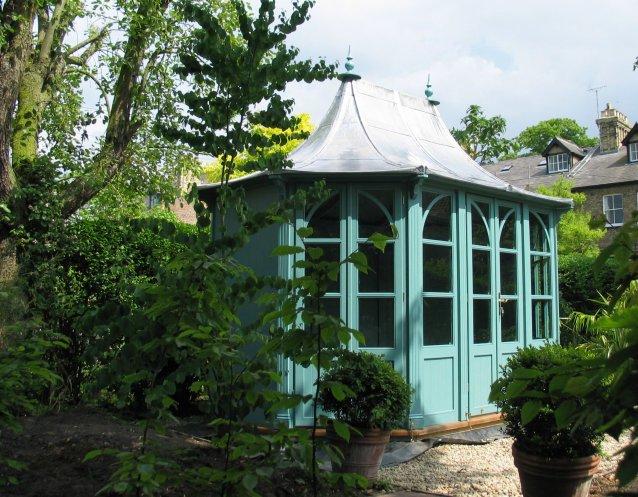STOW Gartenhaus, (LxB) 4400x3000mm, Farbe Ballater