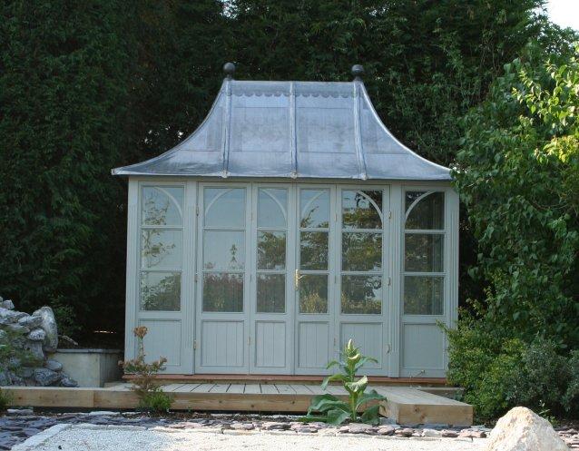 CHELSEA Gartenhaus, (LxB) 3200x1800mm, Farbe  Ballater