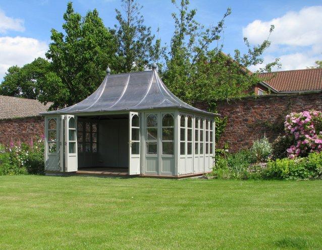 AIRLIE Gartenhaus, (LxB) 5200x3200mm, Farbe Ballater