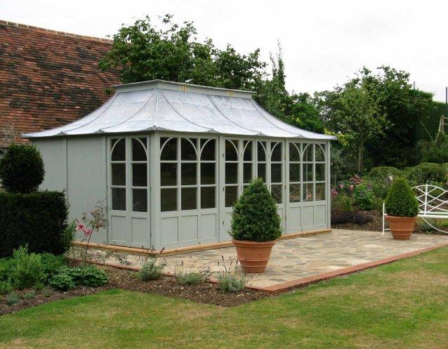 BRAEMAR Gartenhaus, Anfertigung nach Kundenwunsch