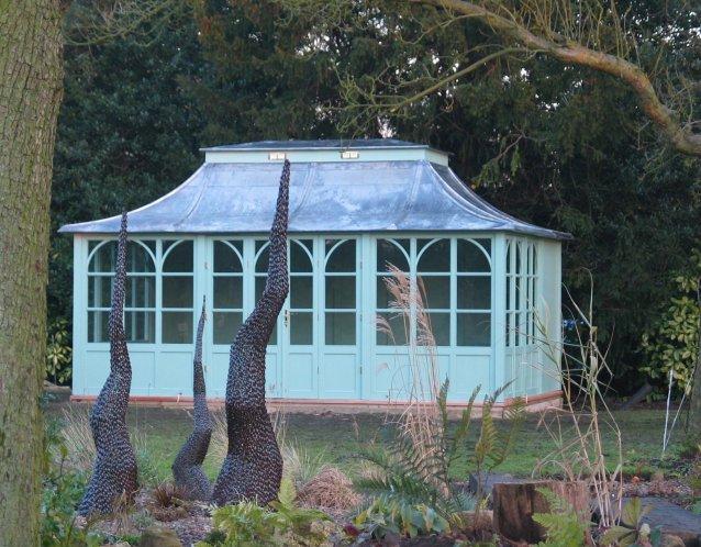 BRAEMAR Gartenhaus, (LxB) 4400x3600mm, Farbe Ballater