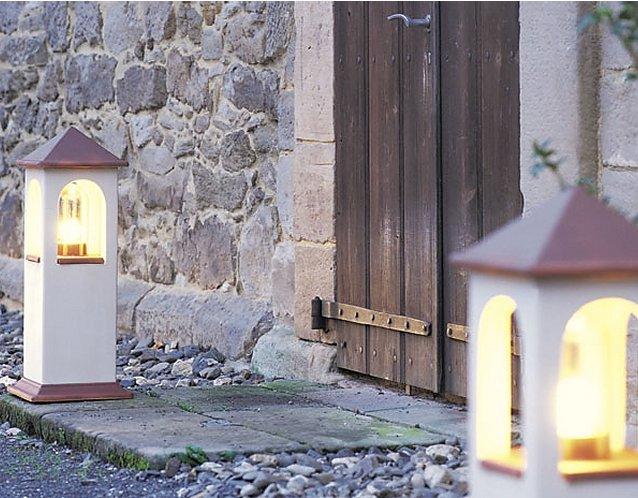 DENK Lichthaus - romantische Beleuchtung und praktische Gartenleuchte