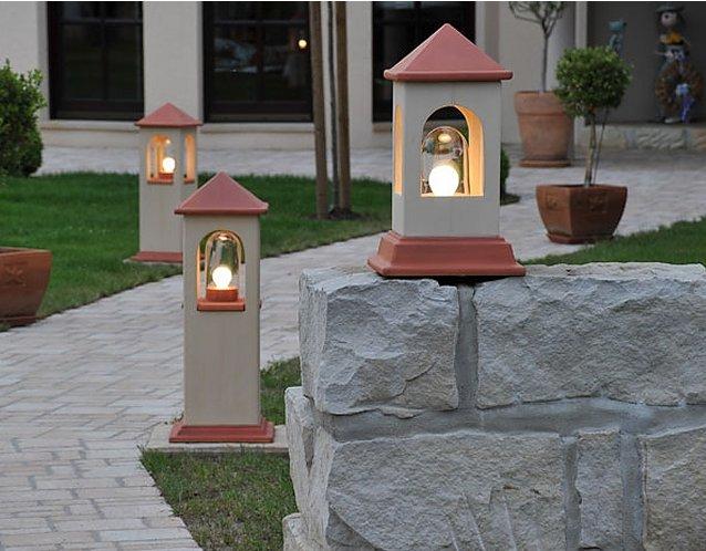 DENK Lichthaus Gartenleuchten mit 15 Jahre Witterungsbeständigkeits-Garantie