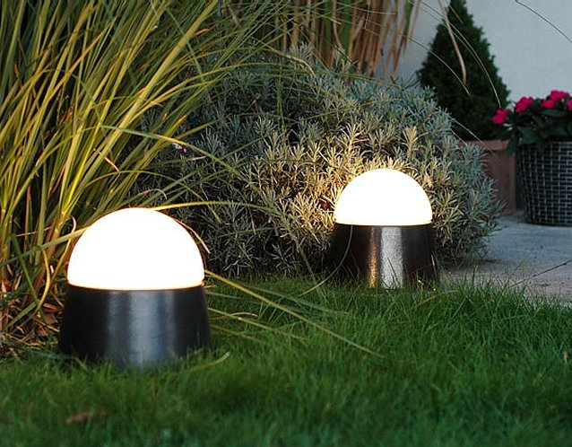 LUXOR CeraLava® - mobile Gartenleuchten - hergestellt aus CeraLava® Keramik