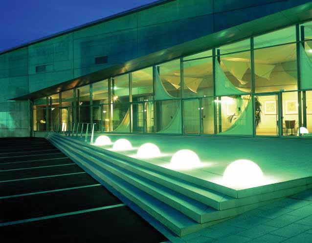 MOONLIGHT Halbkugel-Leuchten HMAGE 550mm mit Aufschraubsockel