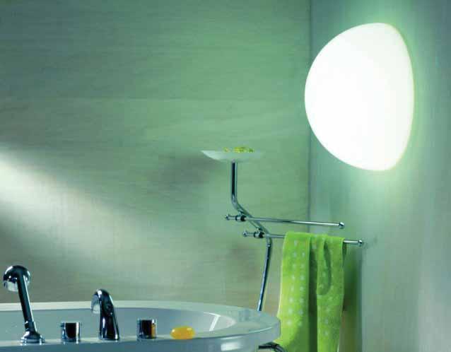 MOONLIGHT Halbkugel-Leuchte HMAGE 550mm mit Aufschraubsockel
