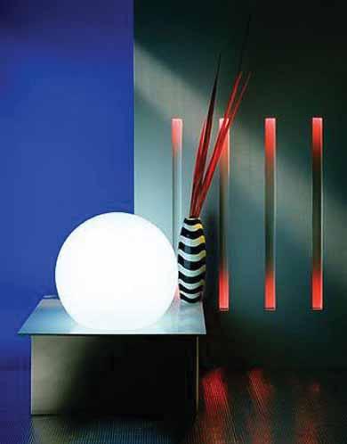 MOONLIGHT Vollkugel-Leuchte MFL 350mm mit 5m Kabel