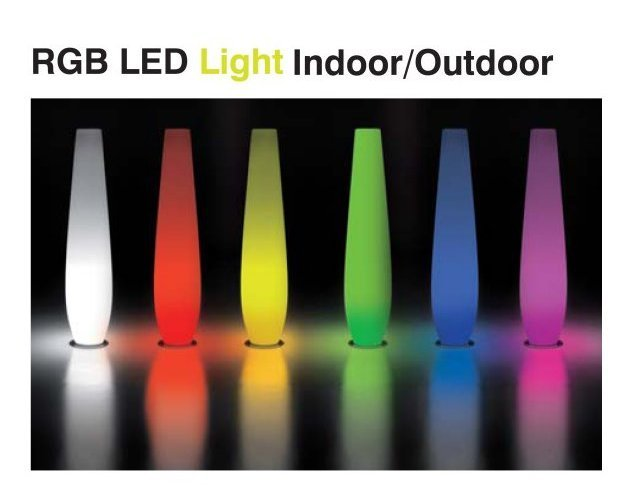 RGB LED Light Kit Indoor-Outdoor