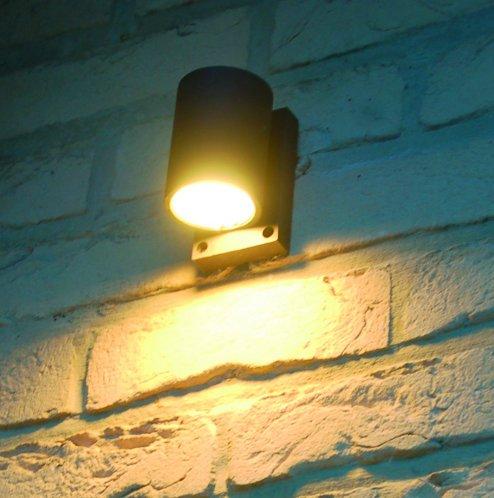 Mit WALLY Wandleuchten rücken Sie Ihr Haus ins rechte Licht