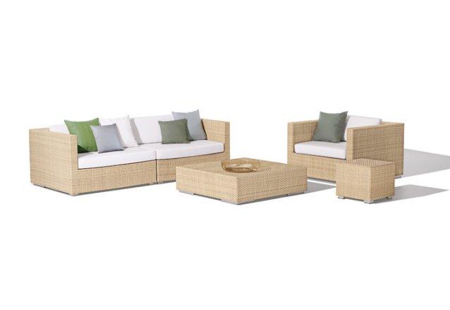 Lounge  Dedon  exklusive Gartenmöbel  exclusivgartende