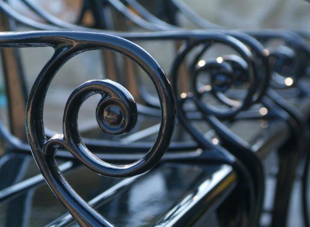Teakholz Gartenmobel Munchen : Bänke aus Aluminium  Gardeluxe, klassisch  exklusive Gartenmöbel