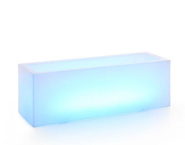 IceCube mit blauem Beleuchtungs-Set