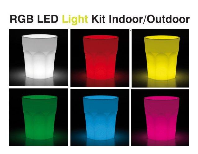RGB LED Light Kit Indoor-Outdoor