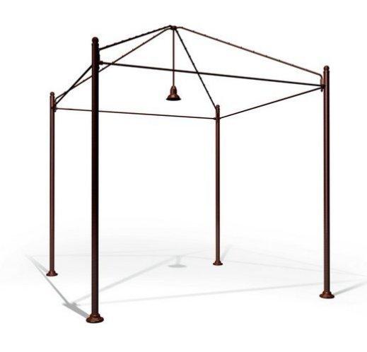 pavillons edle wohnkultur im garten gerhard und. Black Bedroom Furniture Sets. Home Design Ideas