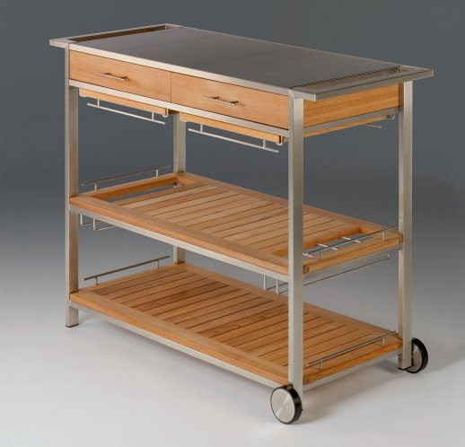 mercury servierwagen barlow tyrie servierwagen servierwagen. Black Bedroom Furniture Sets. Home Design Ideas