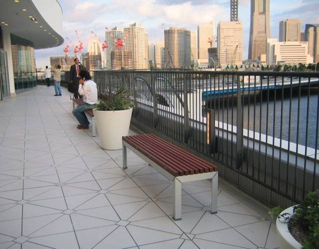 EXTEMPORE Bänke ohne Rückenlehne, in 6 Längen von 45cm bis 270cm verfügbar