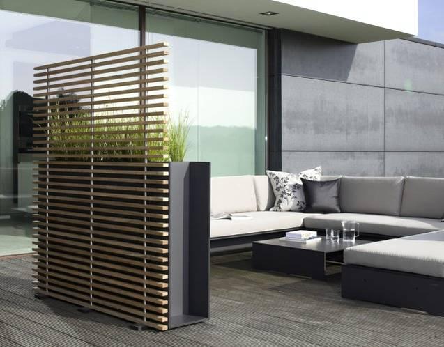 bauhaus sichtschutz douglasie bild bild inspiration von haus design moderne 19321320170211_sichtschutz bambus und edelstahl