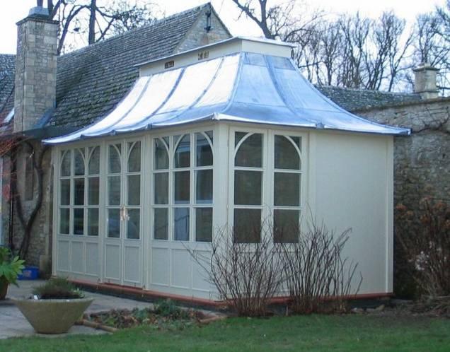 BRAEMAR Gartenhaus, (LxB) 4500x2500mm, Farbe Orchestral Steel