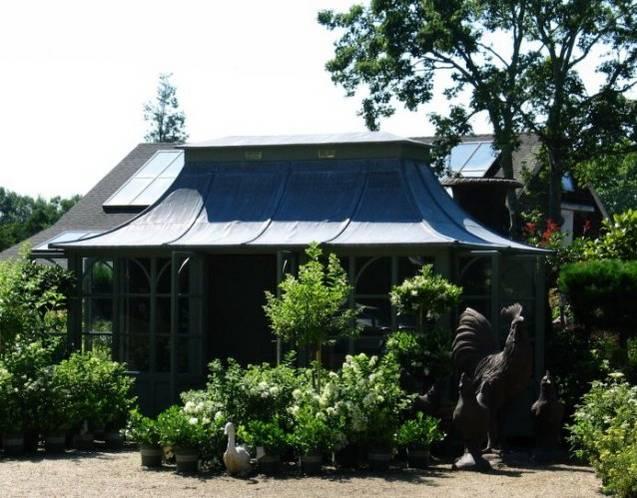 BRAEMAR Gartenhaus, (LxB) 4500x2500mm, Farbe Ballater
