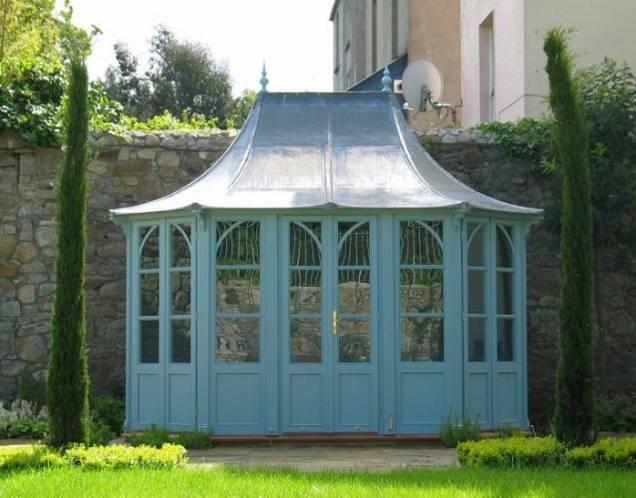 STOW Gartenhaus, (LxB) 3600x2400mm, Farbe Ballater
