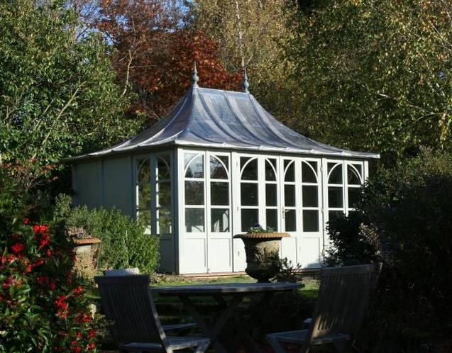 CHELSEA Gartenhaus, LxB) 4200x3000cm, Farbe Ballater